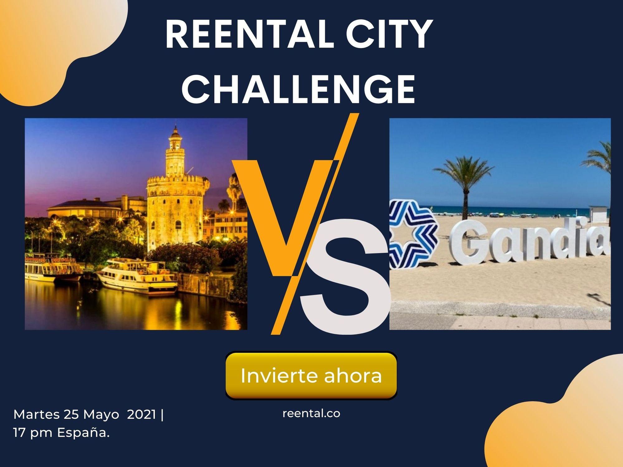 Sevilla vs Gandia ! Lanzamos nuestro primer Challenge.